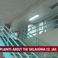 """It's just uninhabitable,"" Mother claims son unable to shower for 19 days at Oklahoma County Jail"