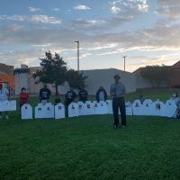 Candlelight vigil held for deceased inmates at Oklahoma County Jail