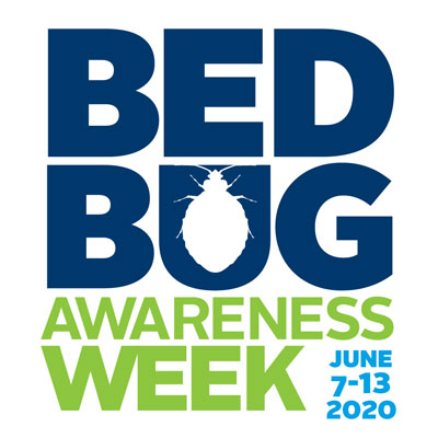 Bed Bug Awareness Week. LOGO: PPMA/NPMA