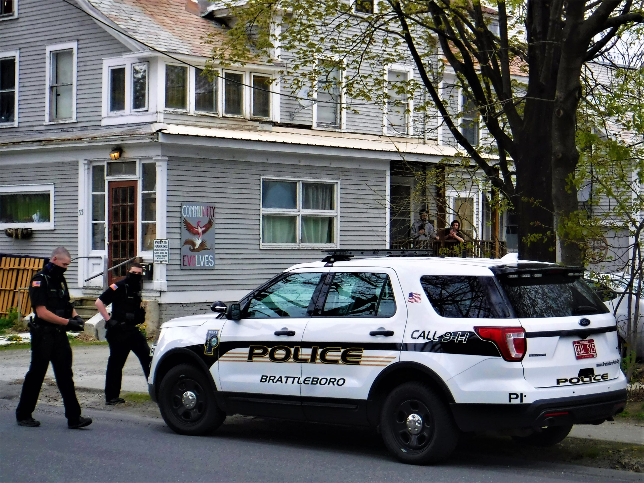 State raid, federal convictions don't end Brattleboro drug house woes