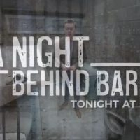 Tonight At 10: A Night Behind Bars